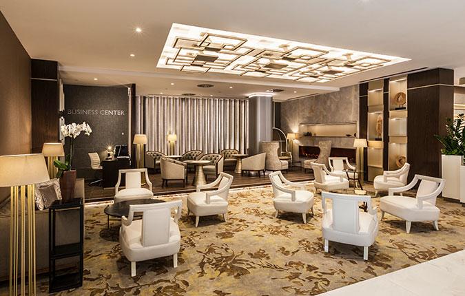 Radisson Blu Beke Hotel Budapest Living Room